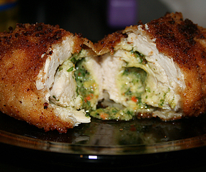 Chicken, food, and delicious image