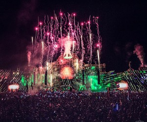passion, rave, and edm image