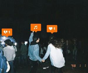 love, music, and grunge image
