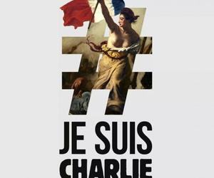 jesuischarlie, charlie, and france image