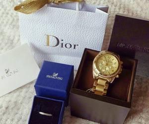 dior, fashion, and gift image