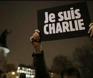 je suis charlie, france, and jesuischarlie image
