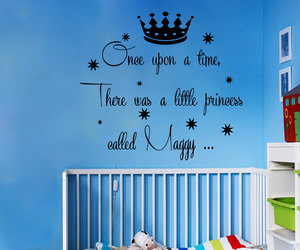 crown, fairy, and girl room image