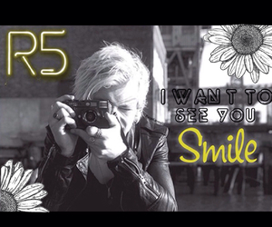 r5, smile, and ross image