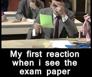 funny, exam, and lol image