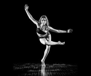 dance, kalani, and sharkcookie image