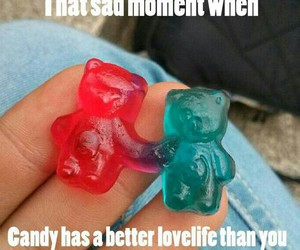 candy, funny, and lol image