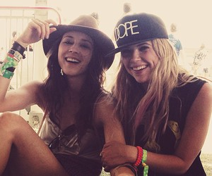 ashley benson, pretty little liars, and troian bellisario image