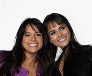 michelle rodriguez, jordana brewster, and fast and furious image