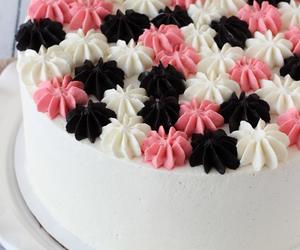 cake and white image