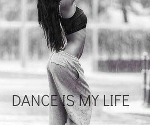 dance, life, and passion image