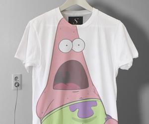t-shirt, shirt, and patrick image