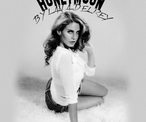 honeymoon and lana del rey image
