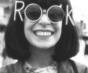 rock, vintage, and glasses image