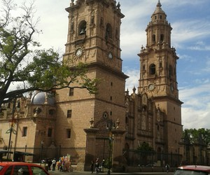 church, history, and mexico image