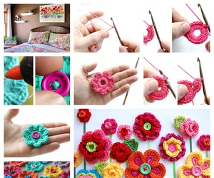 crafts, diy, and pattern image