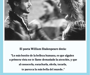 amor, frases, and william shakespeare image