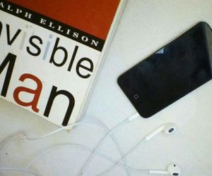 invisible man, ipod, and music image