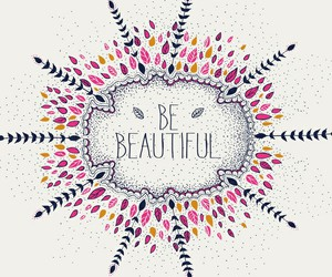 quotes and be beautiful image