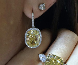earrings, rings, and jewelry image