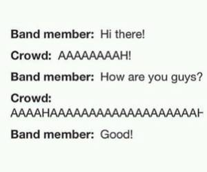 band, funny, and 5sos image