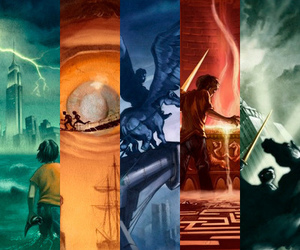 percy jackson and book image