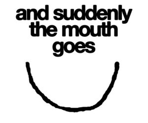 smile, happy, and mouth image