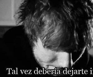 ed sheeran and give me love image