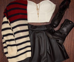 boots and outfit image