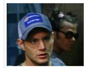 supernatural, Jensen Ackles, and funny image