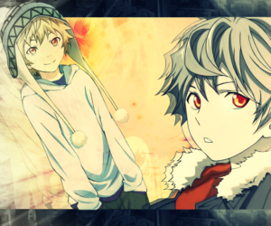 yukine, noragami, and anime image