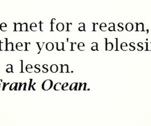 quote, frank ocean, and lesson image