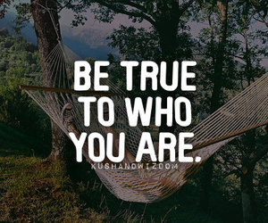 be who you are, be yourself, and be you image