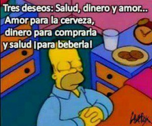 homer, thesimpsons, and deseos image