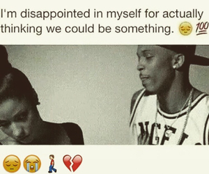 disappointed, august alsina, and quotes image