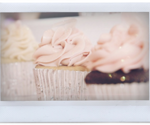 cupcakes, pink, and pretty image