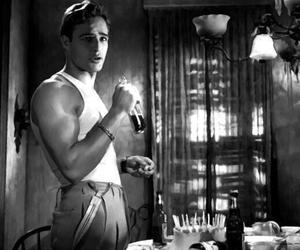 guy, Hot, and marlon brando image