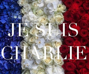 france, je suis charlie, and human rights image