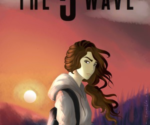 the 5th wave and cassie sullivan image
