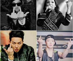 bobby, CL, and mino image