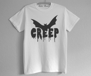 creep, grunge, and clothes image