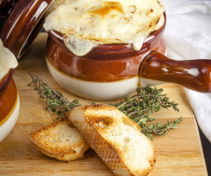 cheese, onion, and soup image