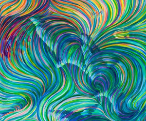 abstract, colors, and fun image
