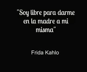 frida kahlo libre mujer image