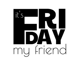 friday and friend image