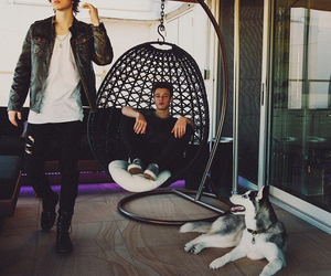 jaxx, nash grier, and cameron dallas image