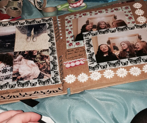 beautiful, hipster, and scrapbook image