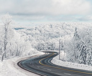 cold, good, and road image