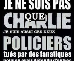 france, charlie, and cops image