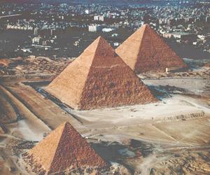 pyramid, egypt, and travel image